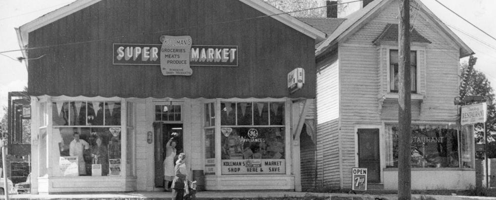Kollman's Super Market