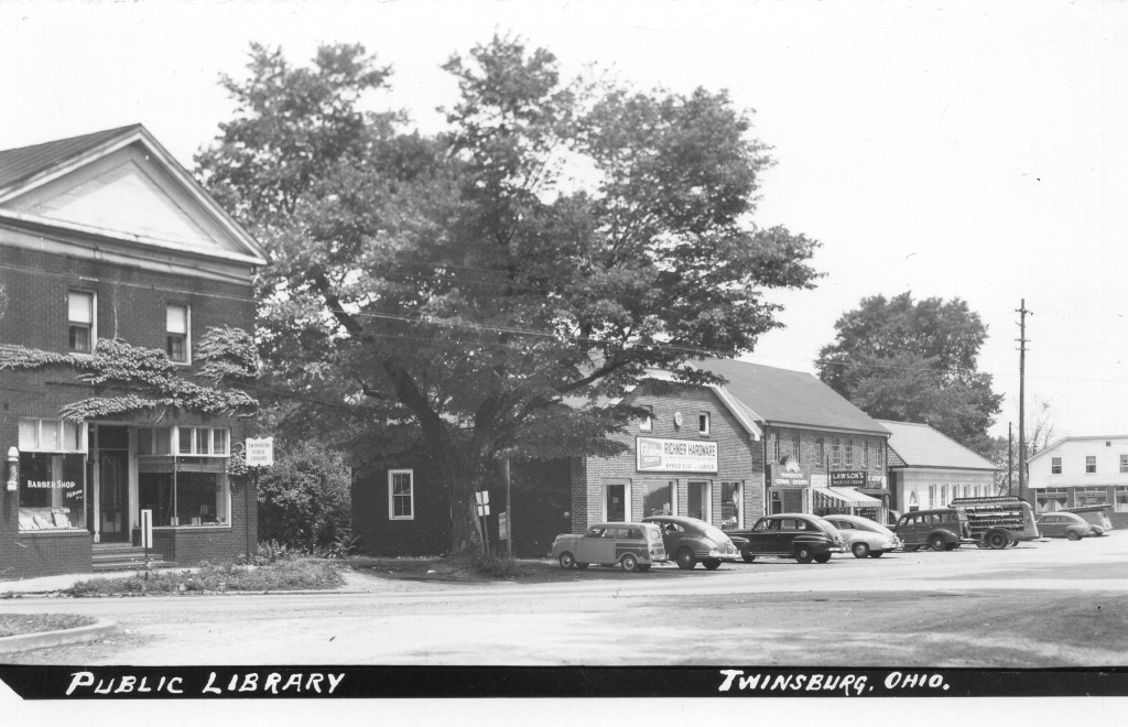 Courtesy of the Twinsburg Historical Society