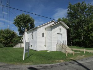 The Seventh-Day Adventist Church is located on Stanford Street in the Heights, and was once the location of the Apostolic Church now known as the Sanctuary of Praise on Hadden.