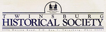 Twinsburg Historical Society
