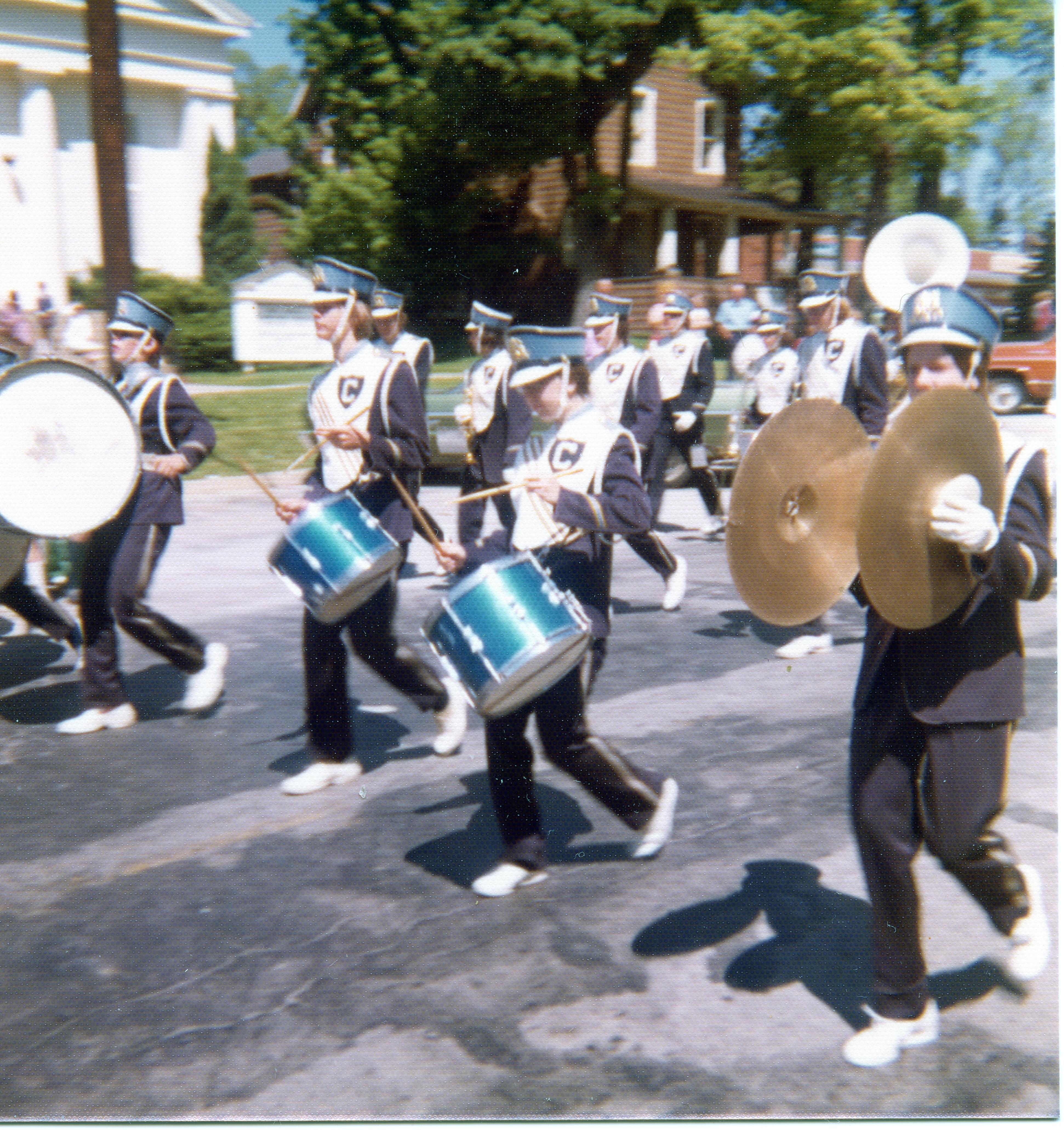marching church band